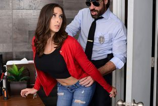Ashley Adams Mall Cop Cock BrazzersExxtra