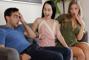 MyFamilyPies - Bambi Black, Britney Amber Picture Perfect Family