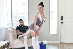 GotMylf - Eva Long Laid By A French Maid