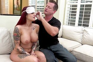 BangTrickery - Tana Lea Gets Wagered Away In A Poker Game For Her First-Ever Gangbang!