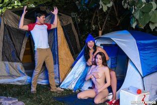RealityKings - Missy Martinez, Liv Wild Campfire Chaperone MomsLickTeens