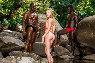 Blacked - Angel Emily Lost And Found