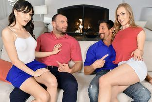 DaughterSwap - Diana Grace, Judy Jolie Stepdaughter Makeover Muff