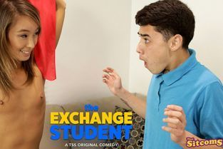 ThatSitcomShow - Christy Love The Exchange Student Catch Me If You Can