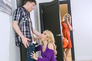 FamilyStrokes - Aaliyah Love, Lisey Sweet A Familial Cluster Fuck