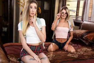WebYoung - Haley Reed, Emma Hix Say Yes To Pussy