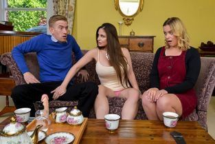 Cathy Heaven The Perfect Host BrazzersExxtra