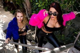 Madison Ivy, Nicole Aniston Hot And Horny Homewreckers BrazzersExxtra