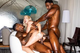 BlackedRaw - Christie Stevens Whatever They Want