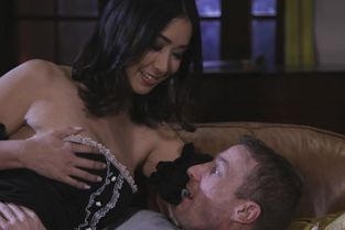 ThirdMovies - Lexi Mansfield Asian Maid Takes It Hard