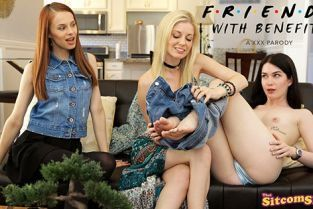ThatSitcomShow - Charlotte Stokely, Evelyn Claire, Jillian Janson Friends With Benefits The One Where The Girls Get Naked