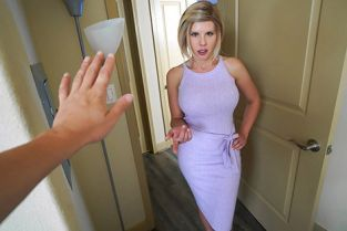 PervMom - Amber Chase Undressed To Impress
