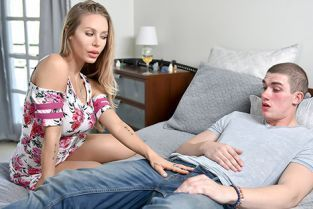 Milfty - Nicole Aniston Practicing Safe Sex