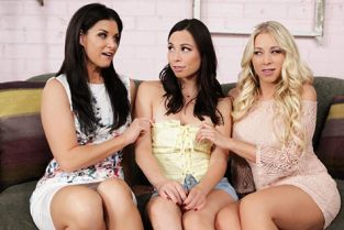 MommysGirl - Aidra Fox, India Summer, Katie Morgan Something In Common
