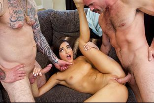 FilthyFamily - Emily Willis Emily Fucks Step Dad And Step Uncle