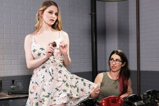 GirlsWay - Serena Blair, Bunny Colby Can't Escape Their Past