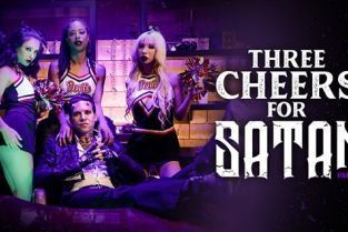 BurningAngel - Kira Noir, Kenzie Reeves, Jane Wilde Three Cheers For Satan
