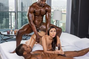 Blacked - Gianna Dior Keeping Me Satisfied