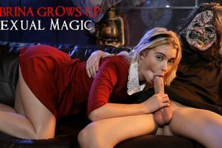 NubilesET - Chloe Cherry Sabrina Grows Up Sexual Magic