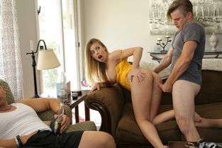 MomsTeachSex - Britney Amber Mommys Boy
