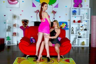 AllAnal - Arietta Adams, Dixie Lynn Arietta And Dixie Are Down And Dirty Darlings