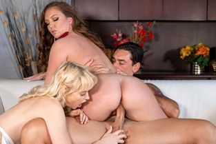 ScamAngels - Maddy O'Reilly, Chloe Cherry Double The Stakes