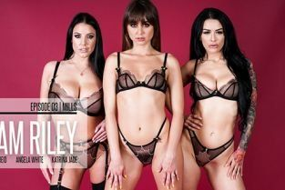 EvilAngel - Riley Reid, Katrina Jade, Angela White I Am Riley Episode 3