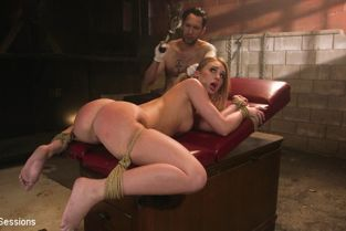 BrutalSessions - Daisy Stone Anal Fuck Toy Daisy Stone is Helpless in the Dungeon