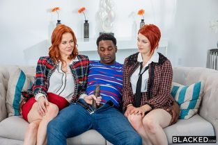 Blacked - Maitland Ward, Bree Daniels We All Do It, Too