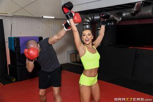 Adriana Chechik Lessons From The Champ BrazzersExxtra