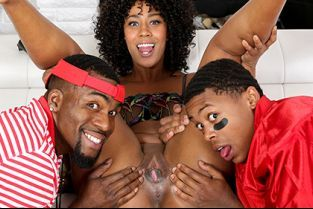 FilthyFamily - Misty Stone Fucking My Stepson and His Coach