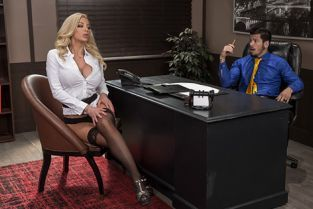 Nicolette Shea Boss For A Day BigTitsAtWork