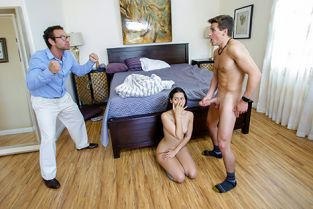 FamilyStrokes - Andreina Deluxe Perky Tits Are Perfect