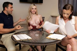 DetentionGirls - Lexi Lore I Sucked Step Daddys Cock