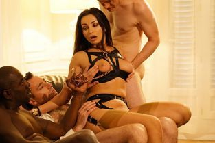 DorcelClub - Alyssia Kent Two Men For My Wifes Fantasy