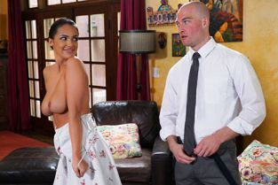 NuruMassage - Sofi Ryan Her Husbands Boss