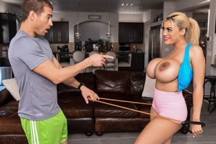 Amber Alena Cooldown Dicking BrazzersExxtra