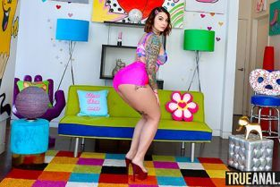 TrueAnal - Ivy Lebelle Ivy's Anal Stuffing
