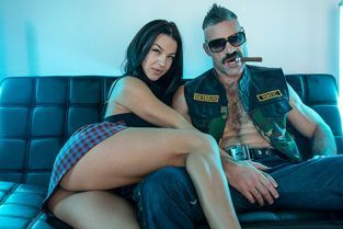 ToughLoveX - Evelin Stone Death Of Karl Part 1