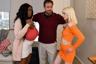 Maserati, Alice Pink Dommed By Her Dad's Girlfriend Part 1 HotAndMean