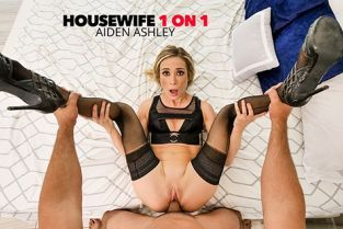 NaughtyAmerica - Aiden Ashley HousewifeOn
