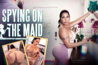 AdultTime - Julianna Vega Spying On The Maid