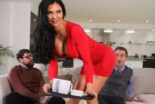 Jasmine Jae His Best Friends Bedding RealWifeStories