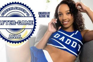 ModelTime - Alexis Tae Cheerleaders After-Game Anal