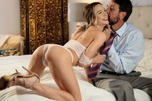 New Sensations - Naomi Swann Naomi's Step Dad Gives Her A Huge Surprise