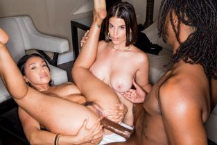 BlackedRaw - Lasirena69, Vicki Chase Ready For You