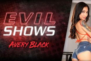 EvilAngel - Avery Black Evil Shows