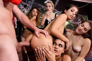 RealityKings - Gina Valentina, Eve Ellwood, Stoney Lynn Halloween Treats RKPrime