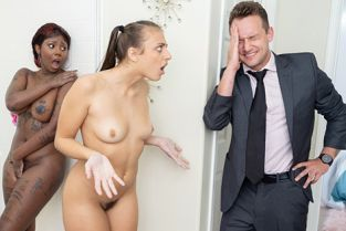 RealityKings - Gia Derza, Daizy Cooper My Roommate's Fuck Buddies: Part 1 RKPrime
