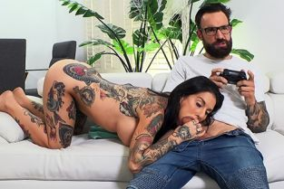 RealityKings - Joanna Angel Your Game Or My Pussy RKPrime